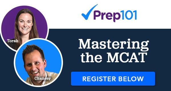 Online Mastering the MCAT seminar on Nov 11 & 16