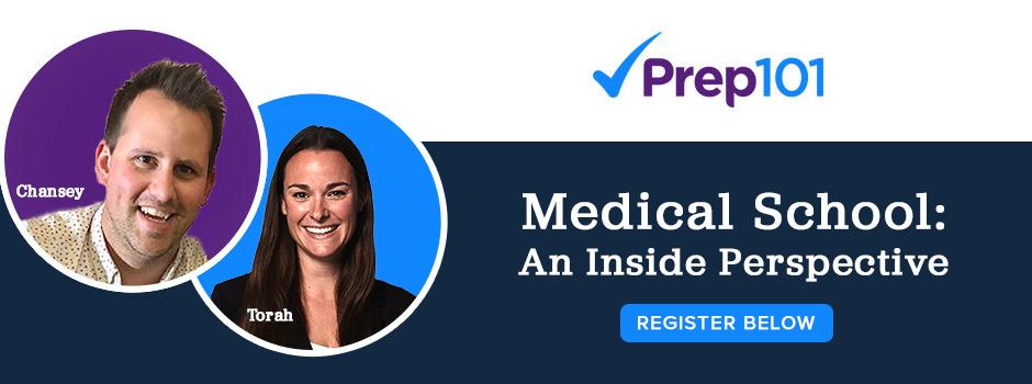 Medical School: An Inside Perspective online seminar