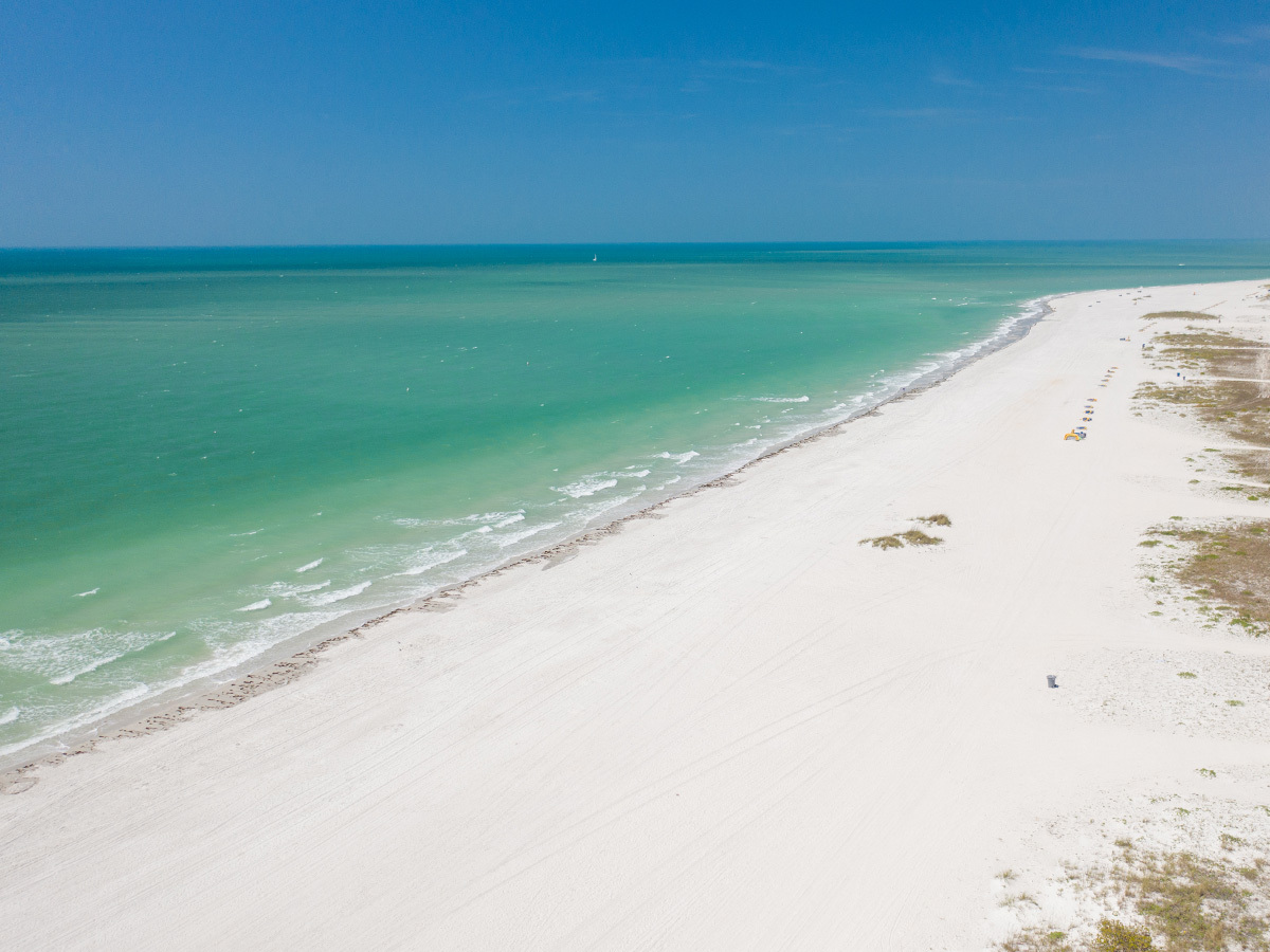 Pinellas beaches reopen