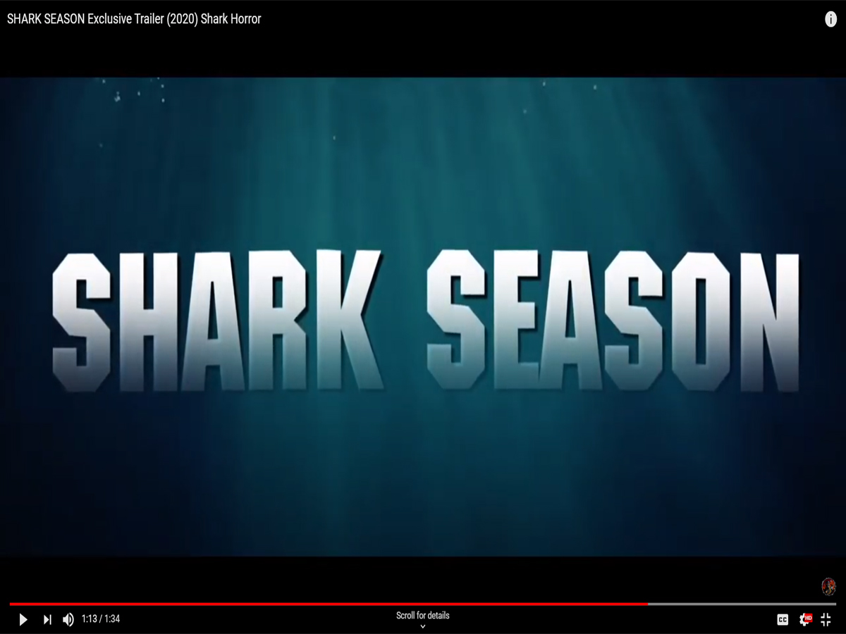 SHARK SEASON OFFICIAL TRAILER
