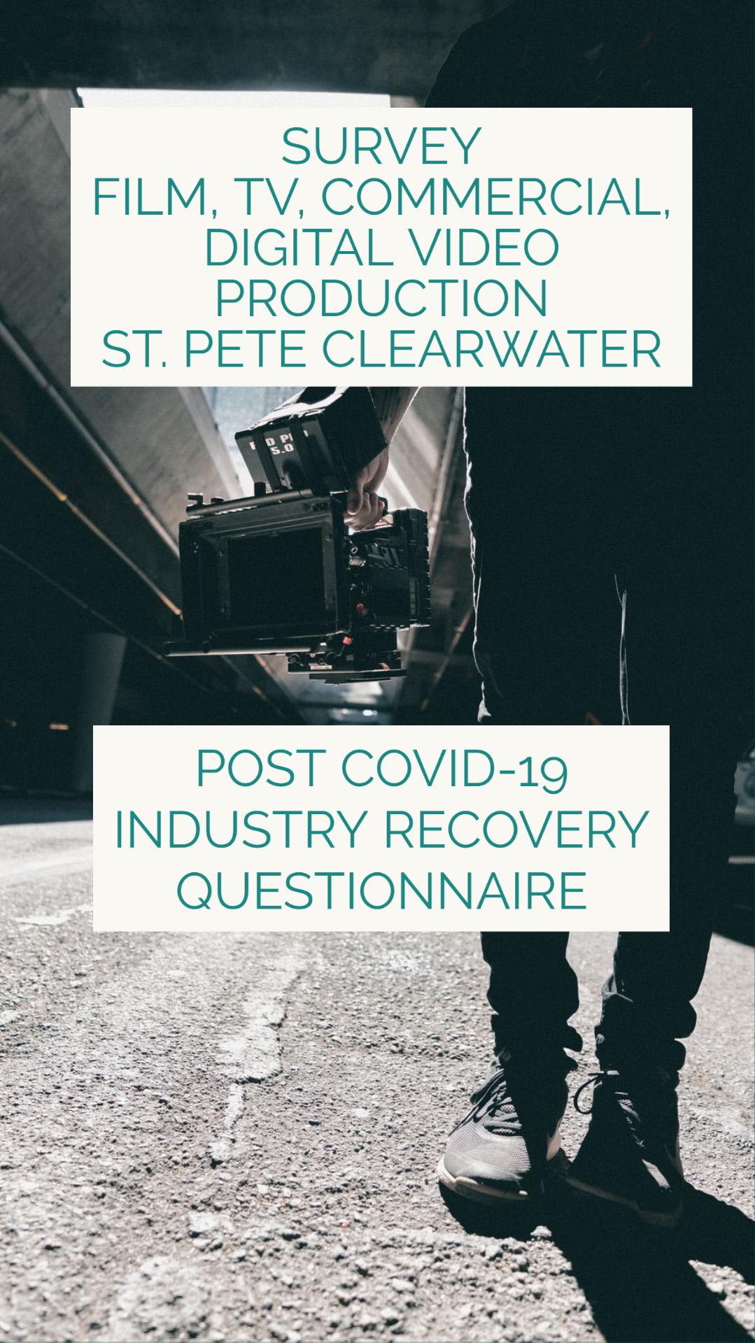 FilmSPC Post COVID-19 Survey