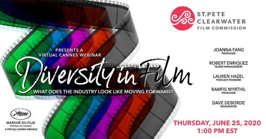 Diversity in Film Webinar